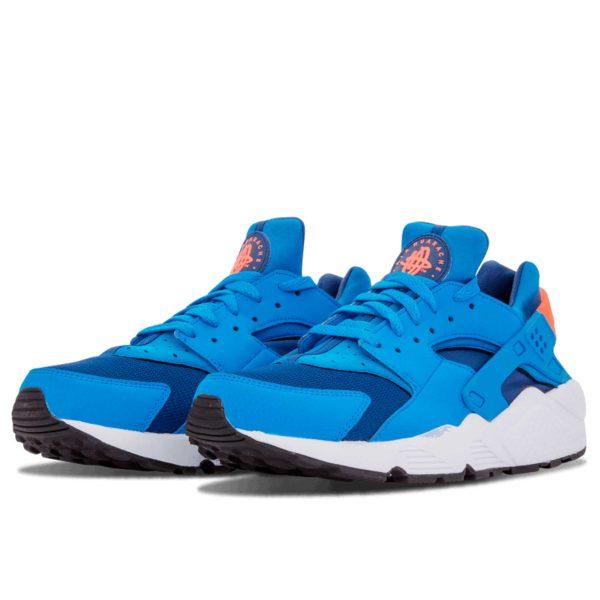 nike air huarache gym blue 318429_402 купить