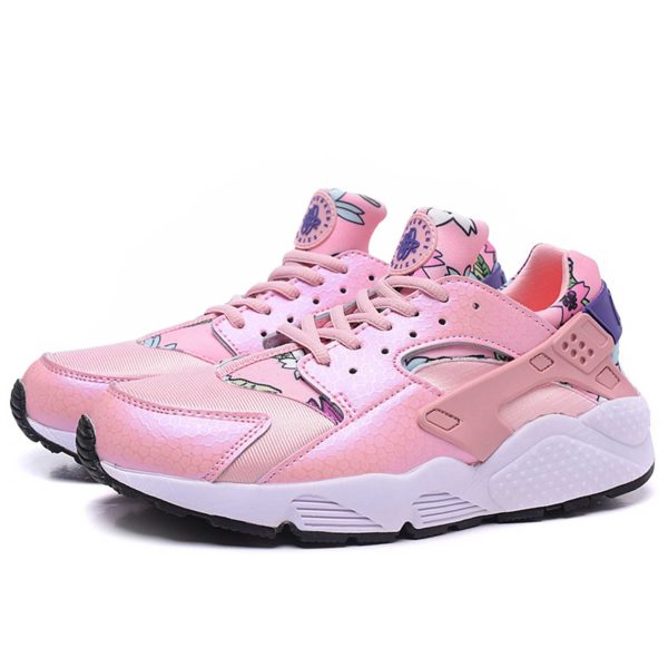 nike air huarache aloha pack pink 725076_600 купить