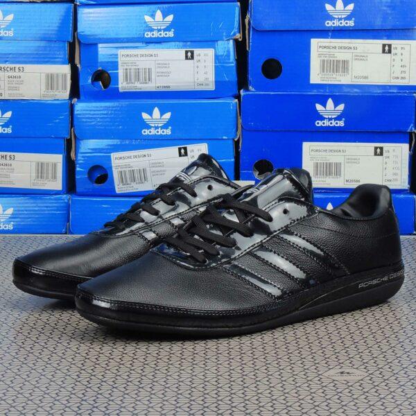 adidas porsche design S3 black G42610 купить