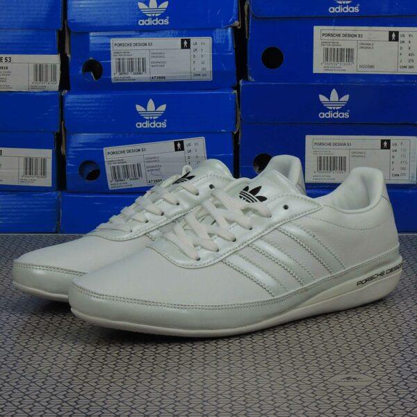 adidas porsche design S3 white купить