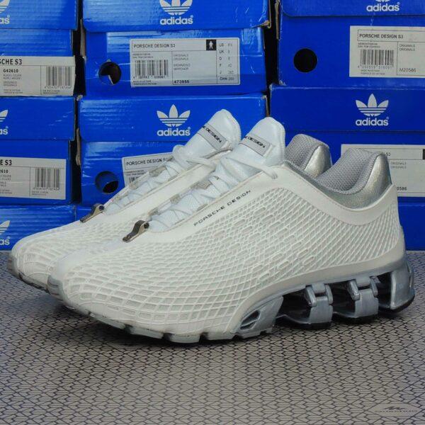 adidas porsche design sport bounce P'5000 s2 top quality white купить