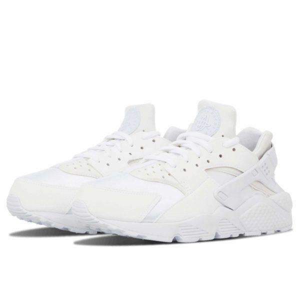 nike air huarache run all white 634835_108 купить