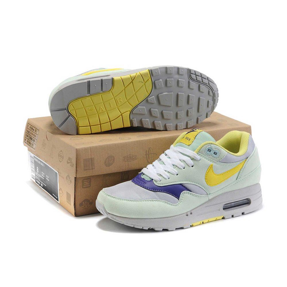 Nike Air Max 1 87 Green Lemon Купить