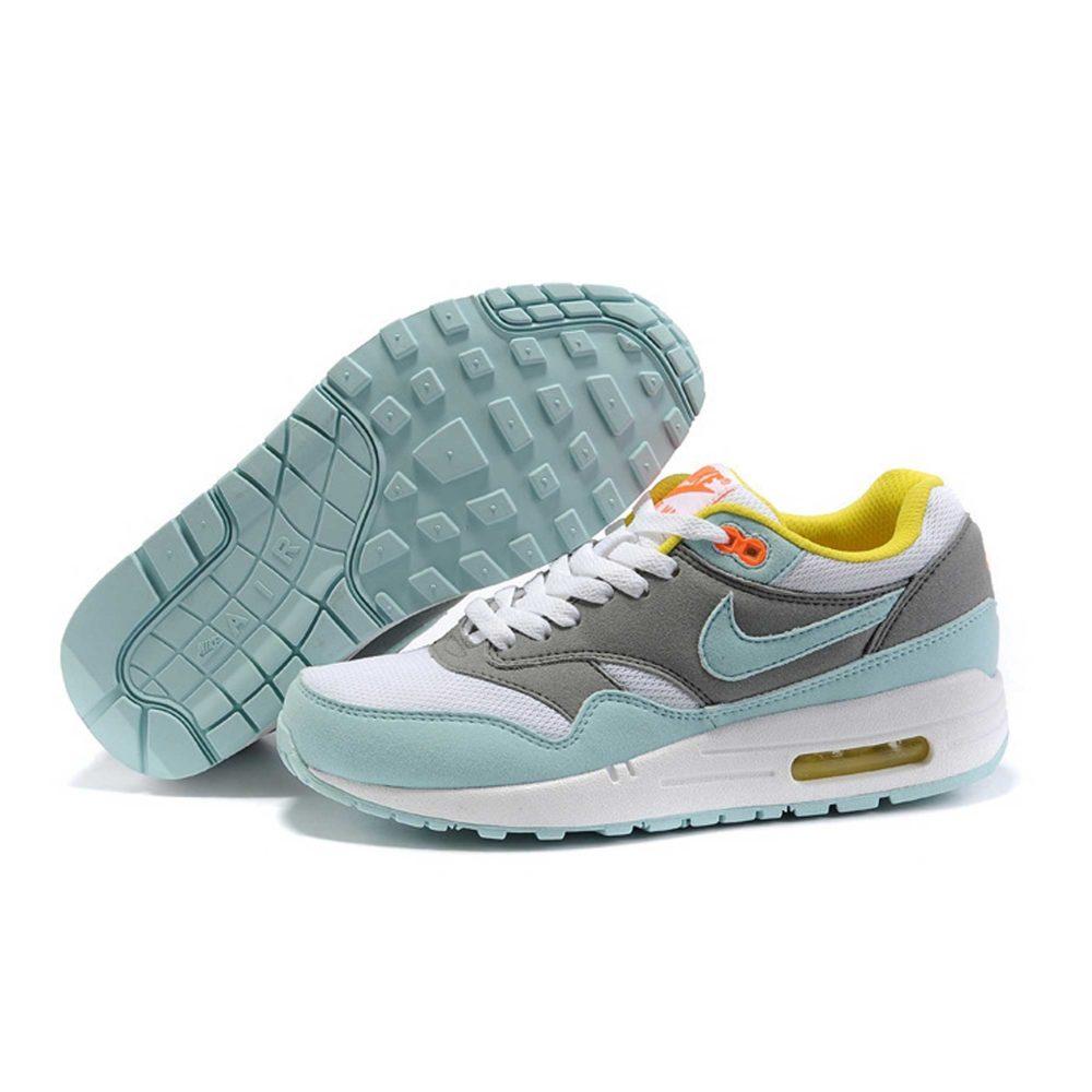 Nike Air Max 1 87 Grey Green Купить