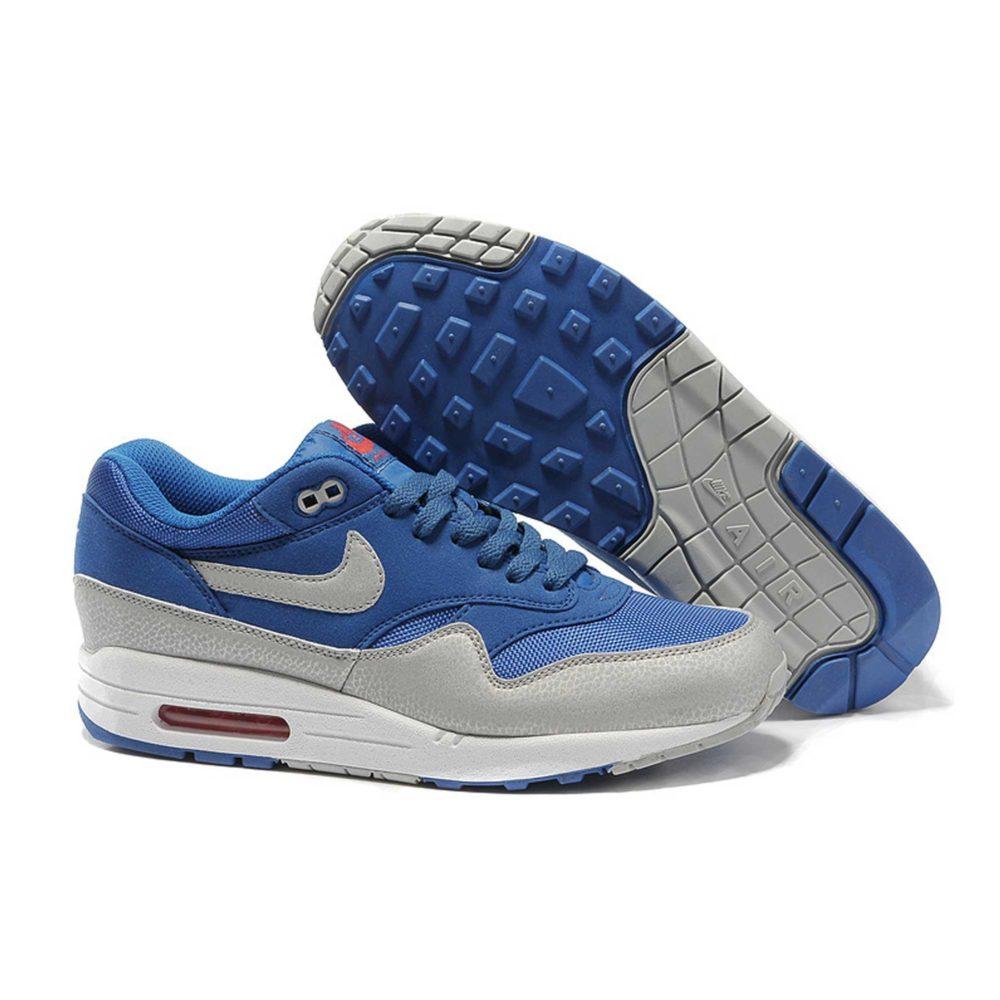 Nike Air Max 1 87 Midnight Silver Купить