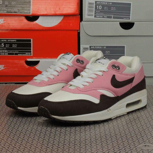 Nike Air Max 1 87 Pink Brown 319986-101 купить