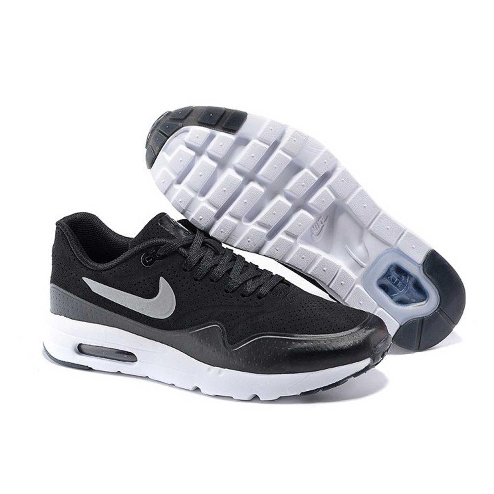 Nike Air Max 1 (87) «Ultra Moire» Black Grey Интернет магазин