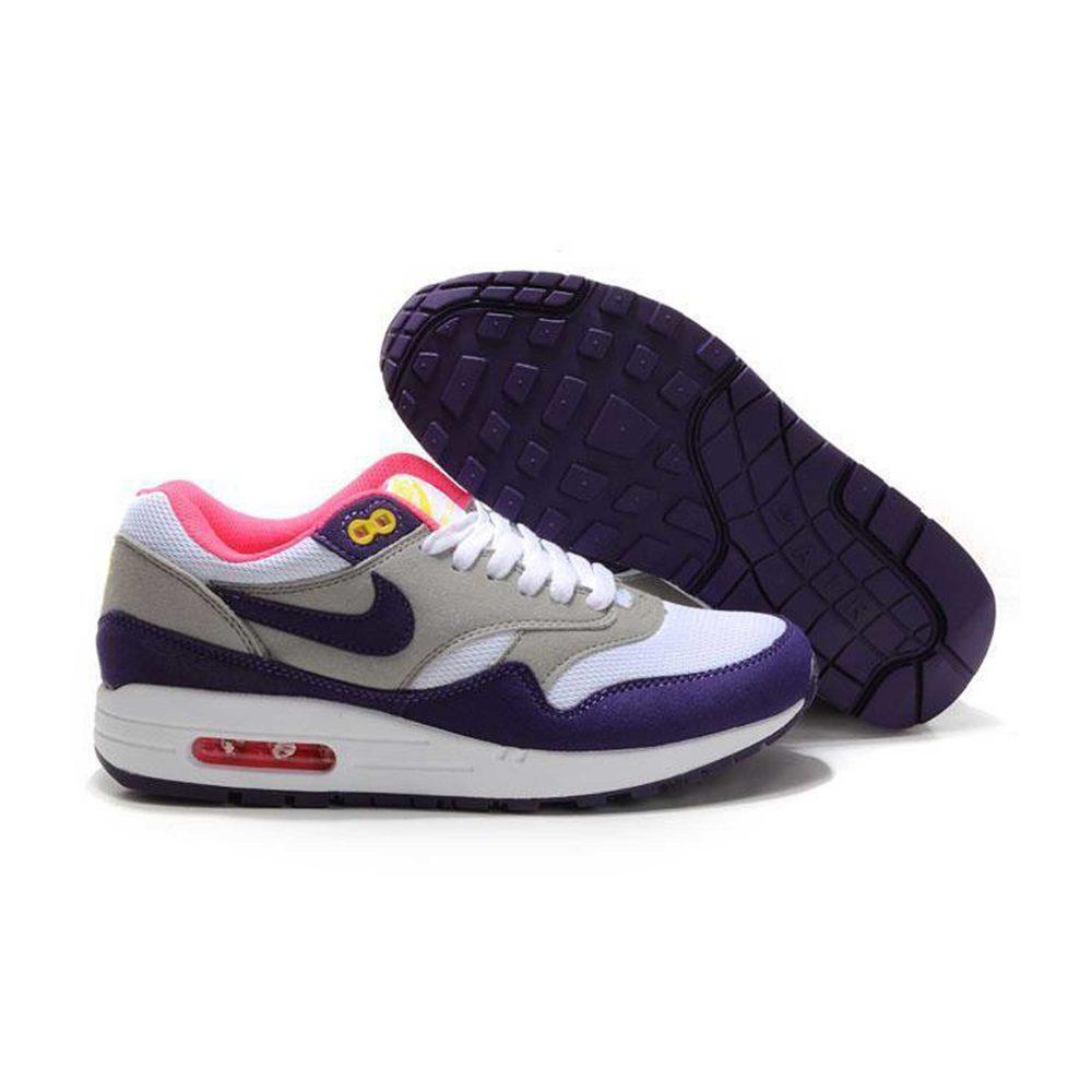 Nike Air Max 1 87 Purple Grey Купить