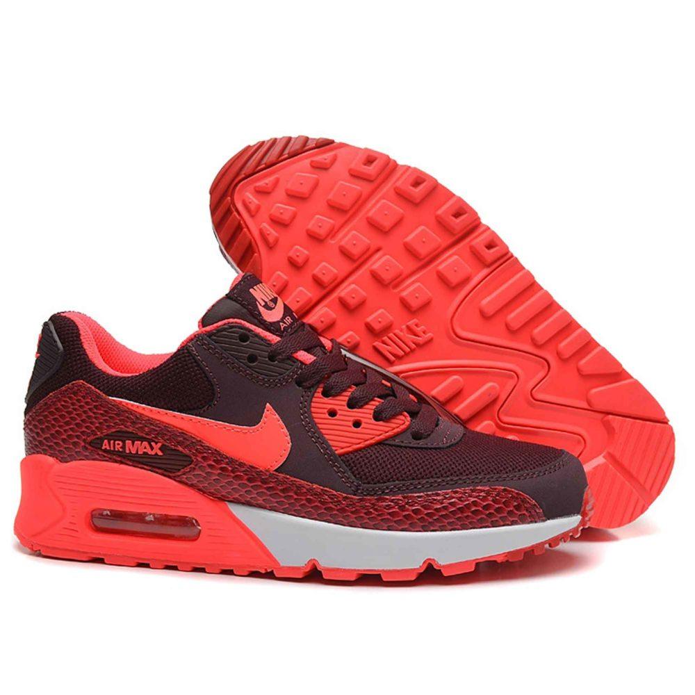 Nike Air Max 90 Deep Burgundy Купить