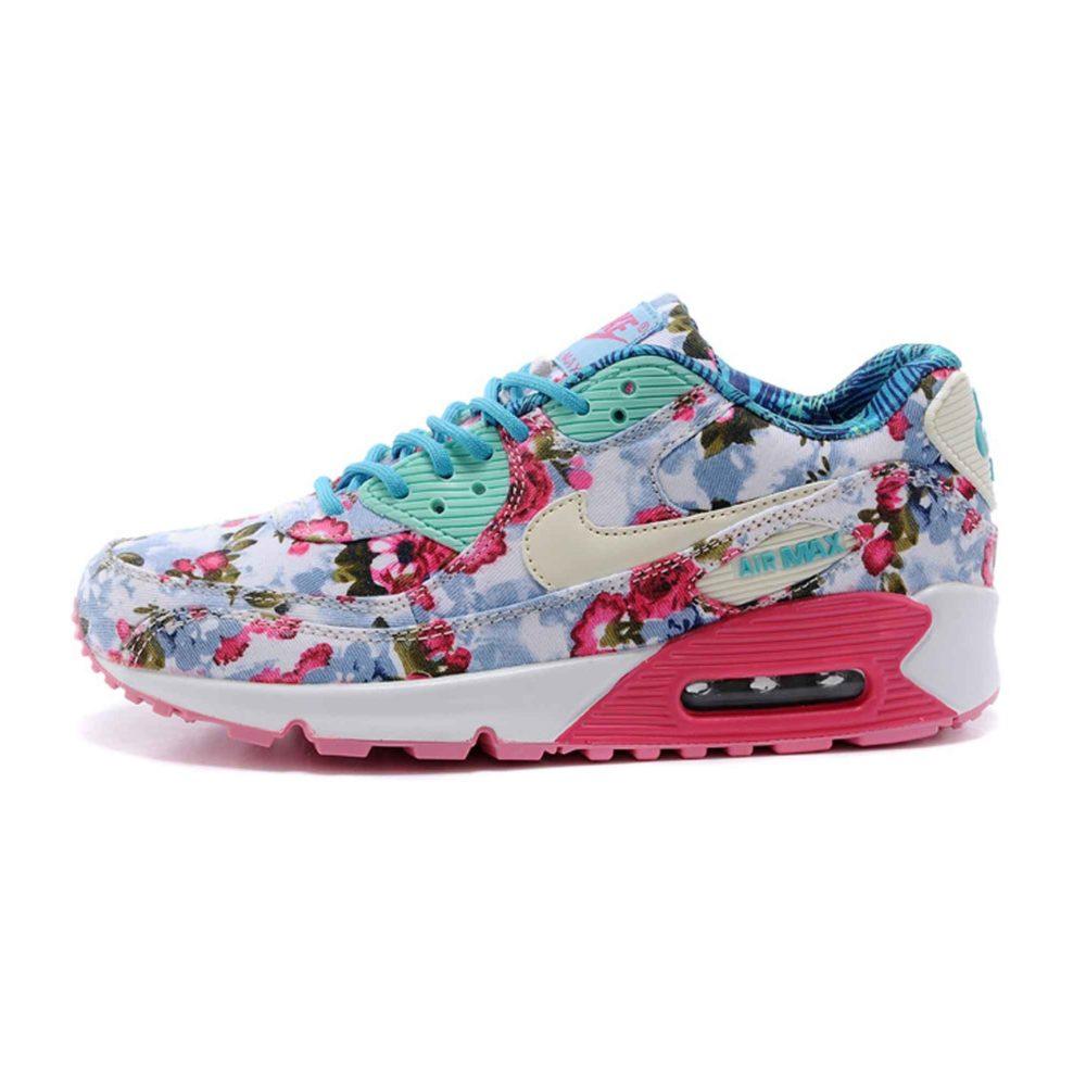 Nike Air Max 90 Floral Rose Купить
