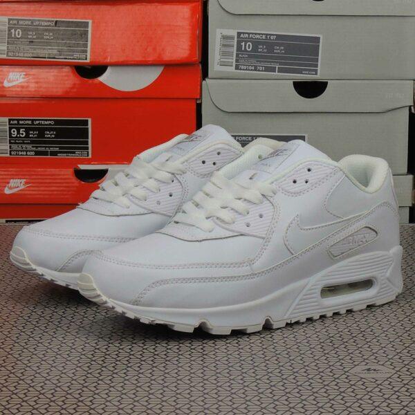Nike Air Max 90 LTR White купить