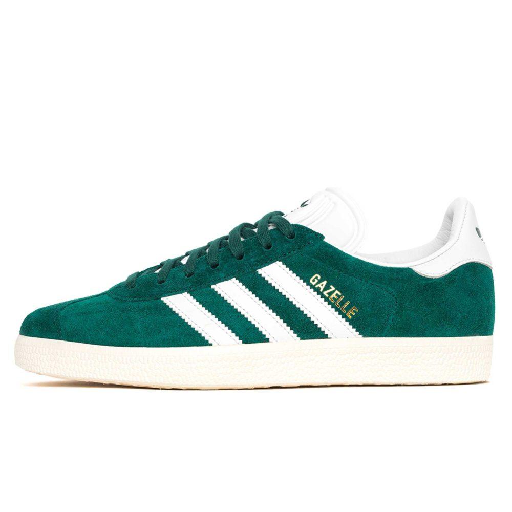 Adidas Gazelle Green White