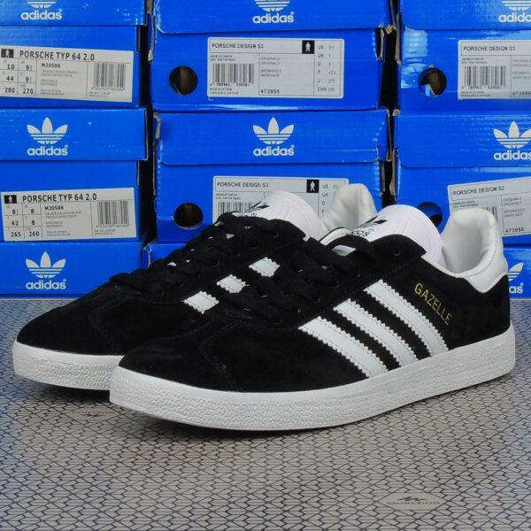 adidas gazelle black whiteBB5476 купить