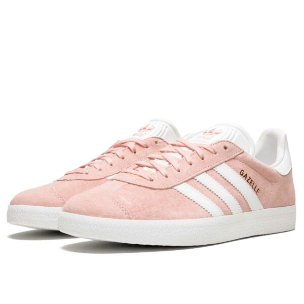 adidas gazelle light pink BA9600 купить