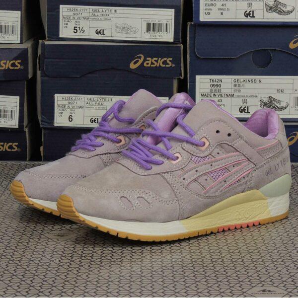 asics gel lyte 3 III violet H60XK-3131 купить