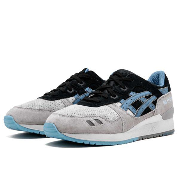 asics gel lyte 3 grey blue H304K_1356 купить