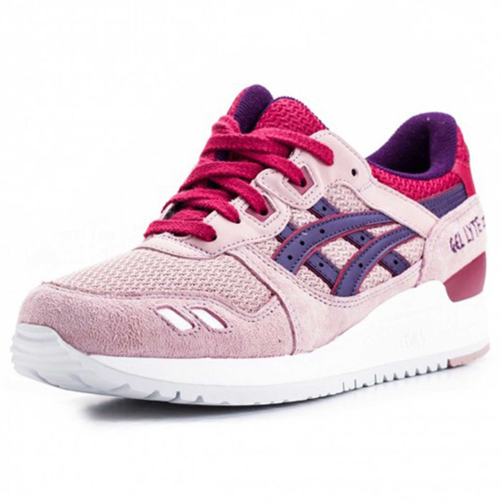 Интернет магазин купить оригинальные кроссовки ASICS GEL-LYTE III H62RQ-0533
