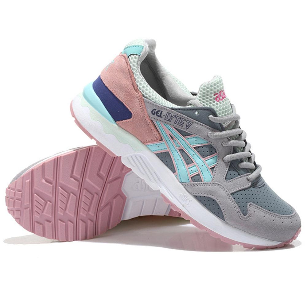 Интернет магазин купить оригинальные кроссовки ASICS GEL-LYTE V H1378-3621