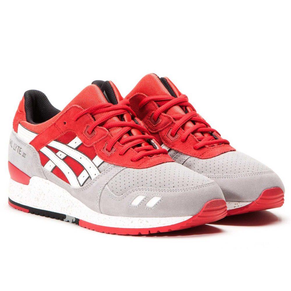Интернет магазин купить оригинальные кроссовки ASICS GEL-LYTE III H513L-1301