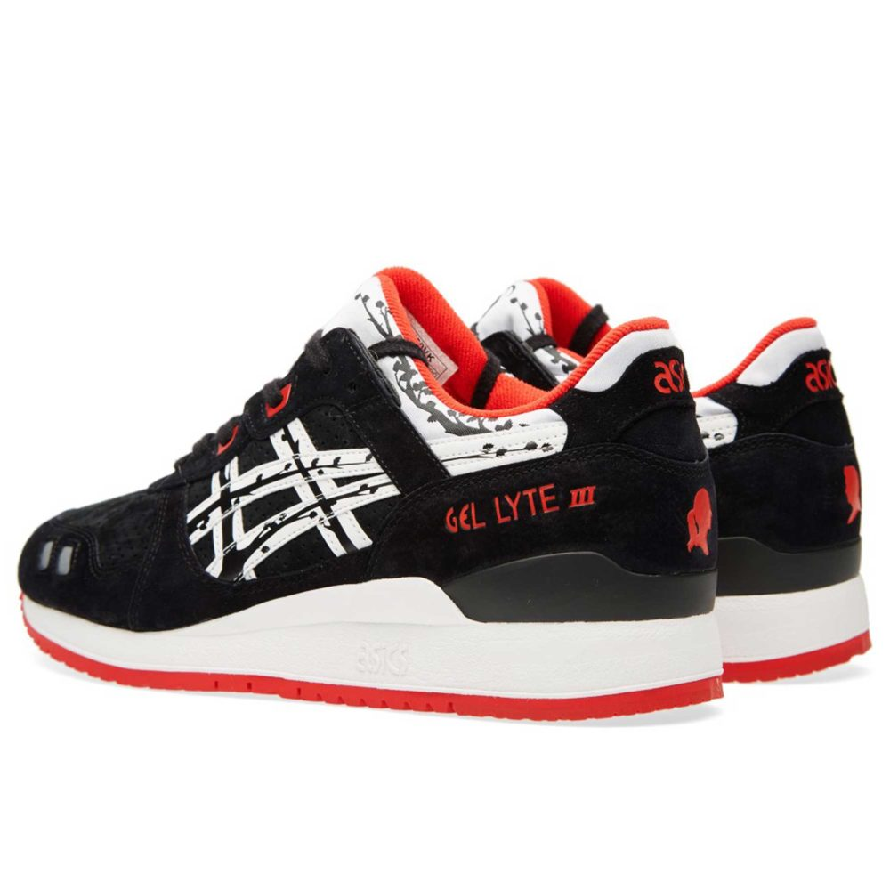 Интернет магазин купить оригинальные кроссовки ASICS GEL-LYTE III H50VK-9001