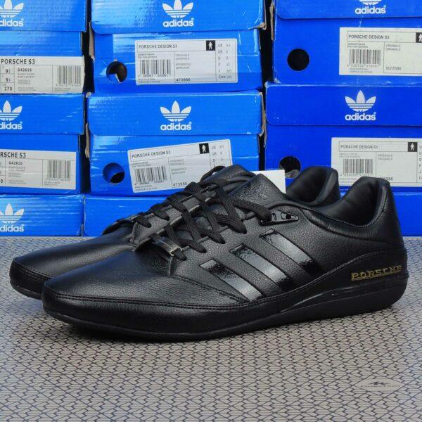 adidas porsche design typ 64 2.0 black купить