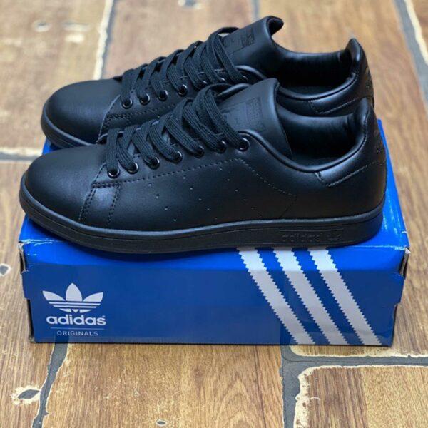 adidas stan smith leather blackM20327 купить