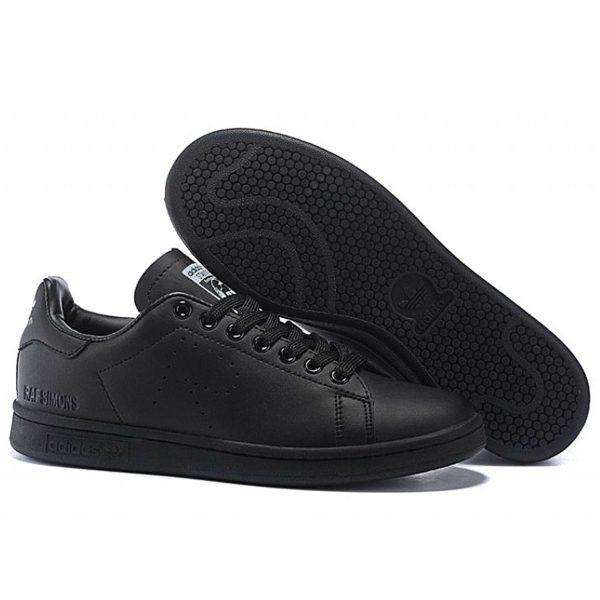 adidas stan smith x raf simons black купить