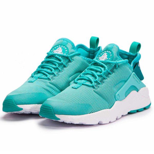 nike air huarache run bright turquoise 819151_300 купить