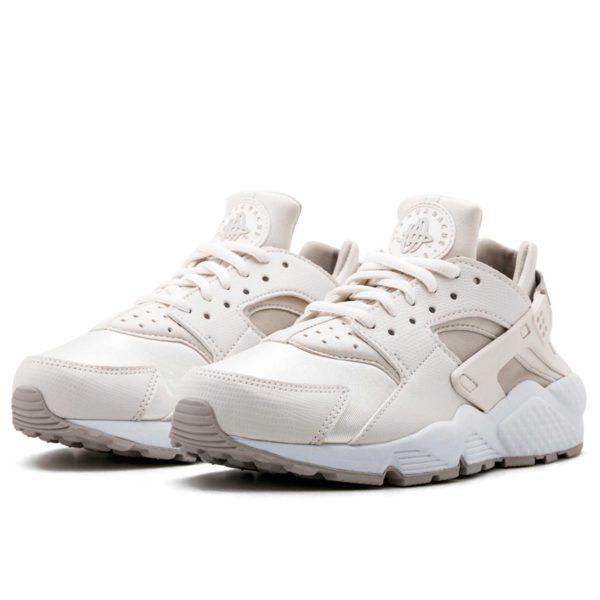nike air huarache run phantom white 634835_018 купить