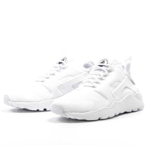 nike air huarache run ultra white 819151_101 купить