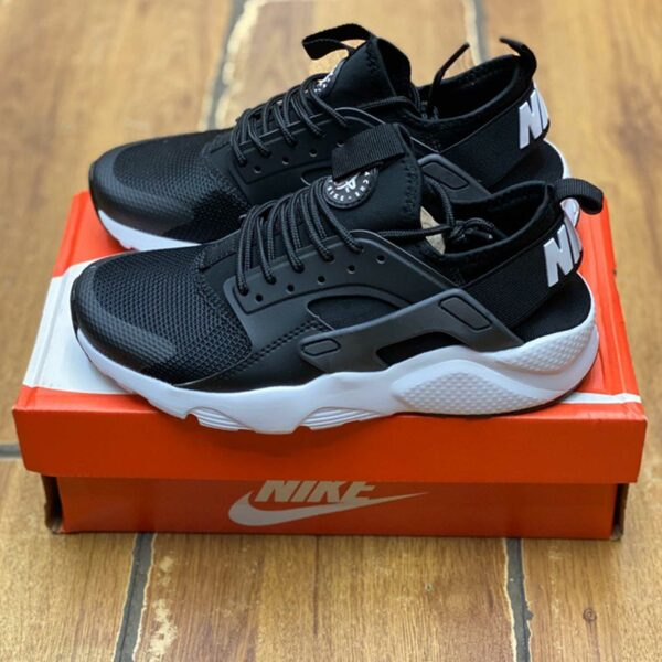 nike air huarache ultra black white 819685_001 купить