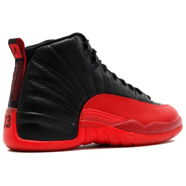 nike air Jordan 12 XII retro black varsity red 130690-002 купить