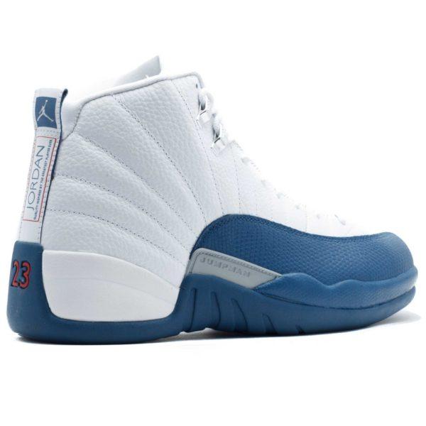 nike air Jordan 12 XII retro french blue 130690-113 купить