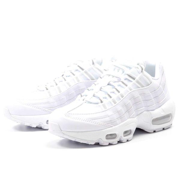 nike wmns air max 95 white 307960-106 интернет магазин