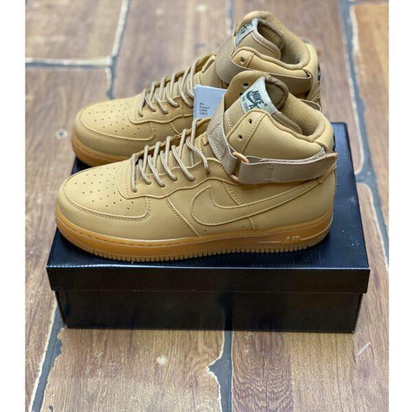nike air force 1 mid wheat 882096_200 купить