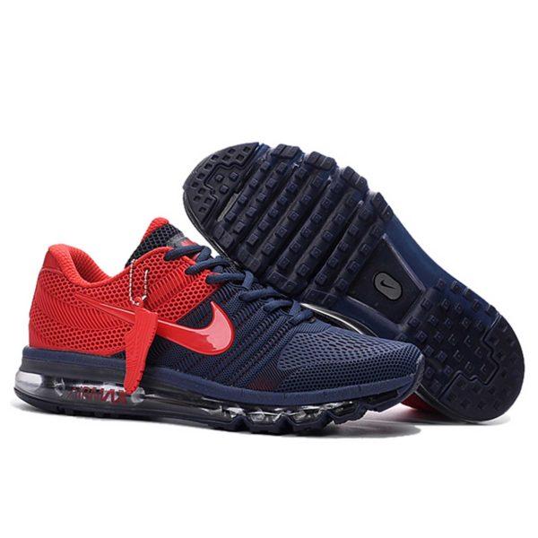 интернет магазин nike air max 2017 KPU dark blue red