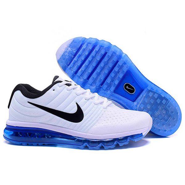 интернет магазин nike air max 2017 white blue 849560-107
