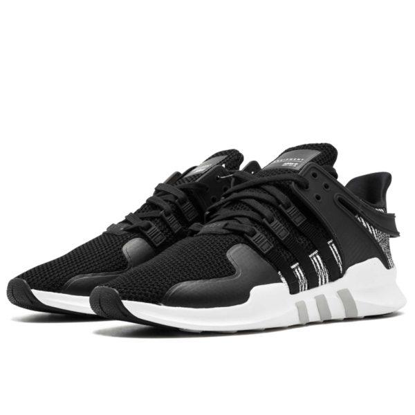 adidas EQT support ADV black whiteBY9585 купить