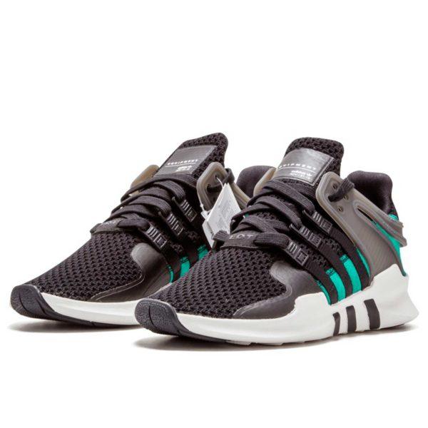 adidas equipment suppot ADV black sub green BA8323 купить