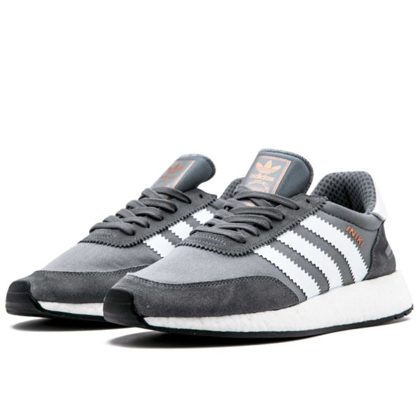 adidas iniki runner grey BB2089 купить