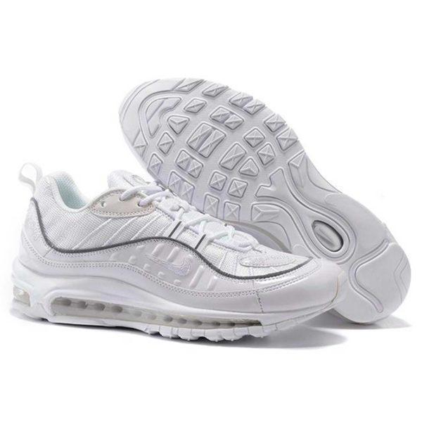 nike air max x supreme 98 all white 844694_002 купить