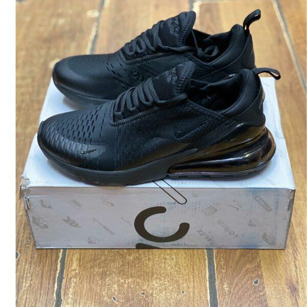 nike air max 270 all black H8050_005 купить