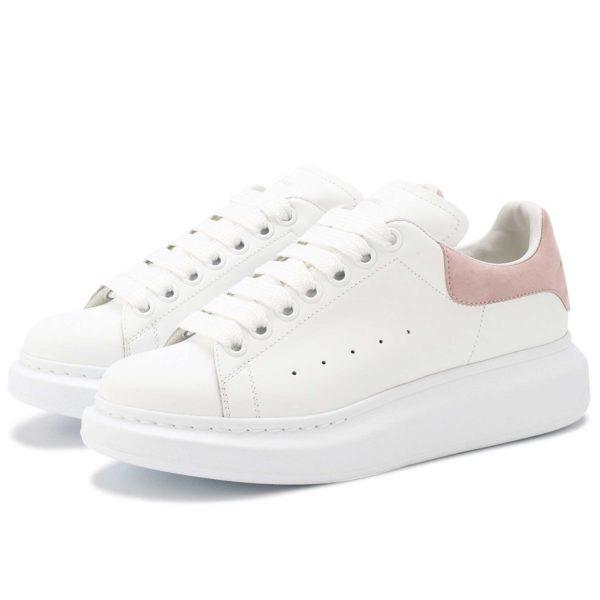 alexander mcqueen light pink 462214/WHGP7 купить