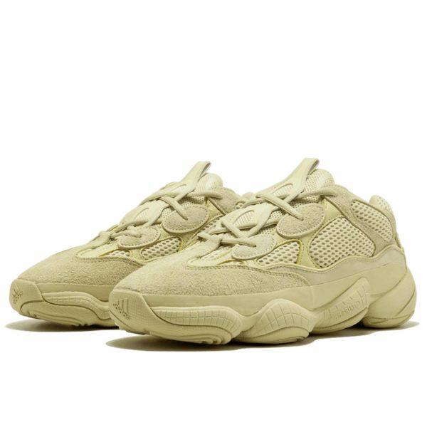 adidas yeezy 500 super moon yellow db2966 купить