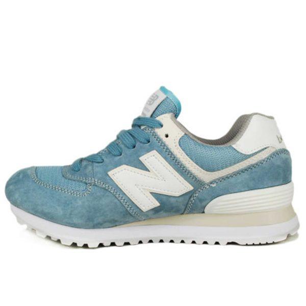 new balance ml574seg blue купить