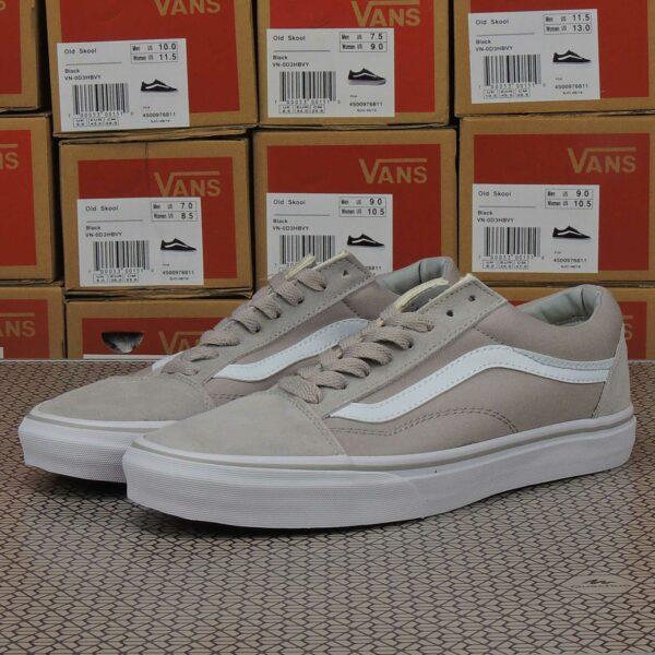 vans shoes old skool grey купить