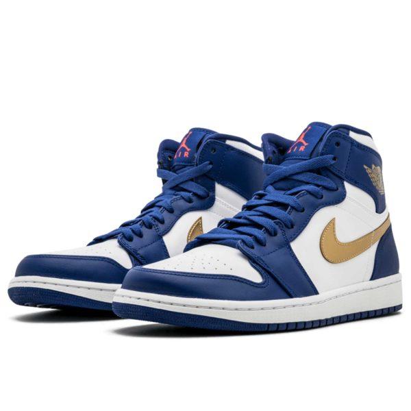 air jordan 1 retro og blue white 332550_406 купить