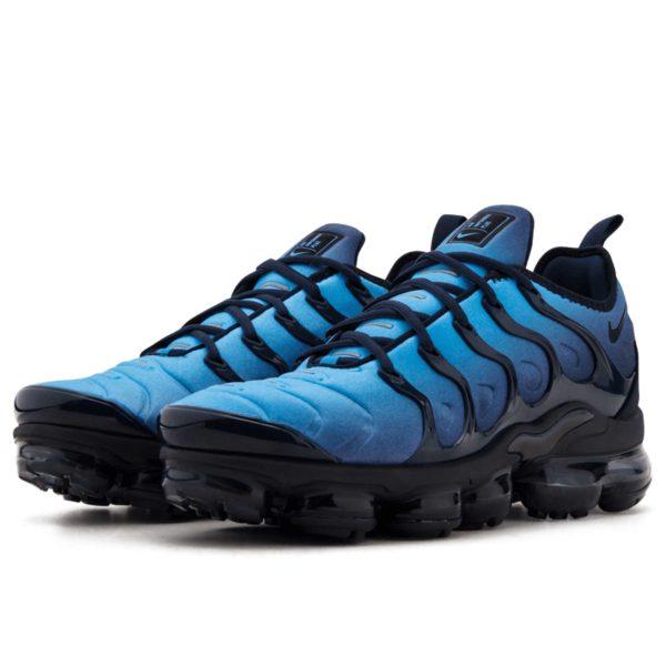 nike air vapormax plus blue 924453_401 купить