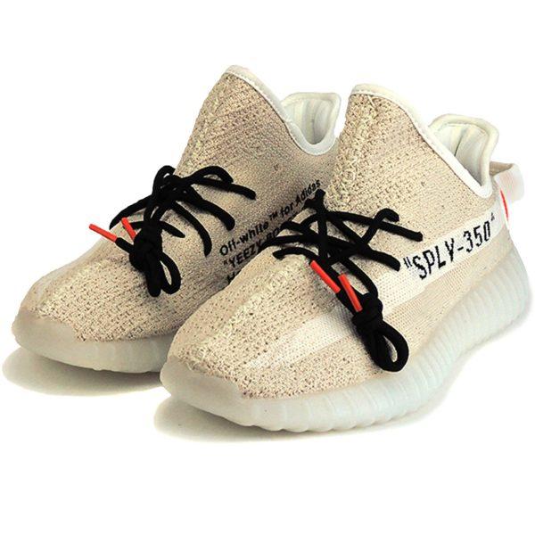 off white x adidas yeezy boost 350 v2 custom купить