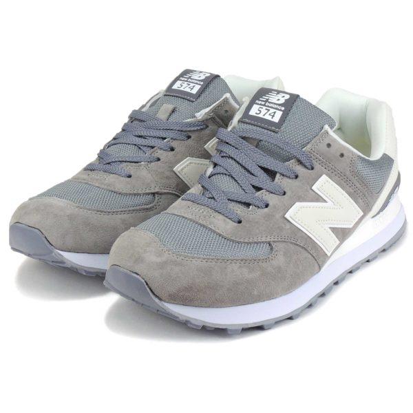 new balance 574 grey ml574cnc купить